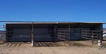Outdoor Stable