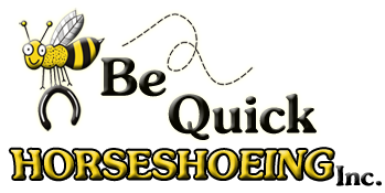Be Quick Horseshoeing